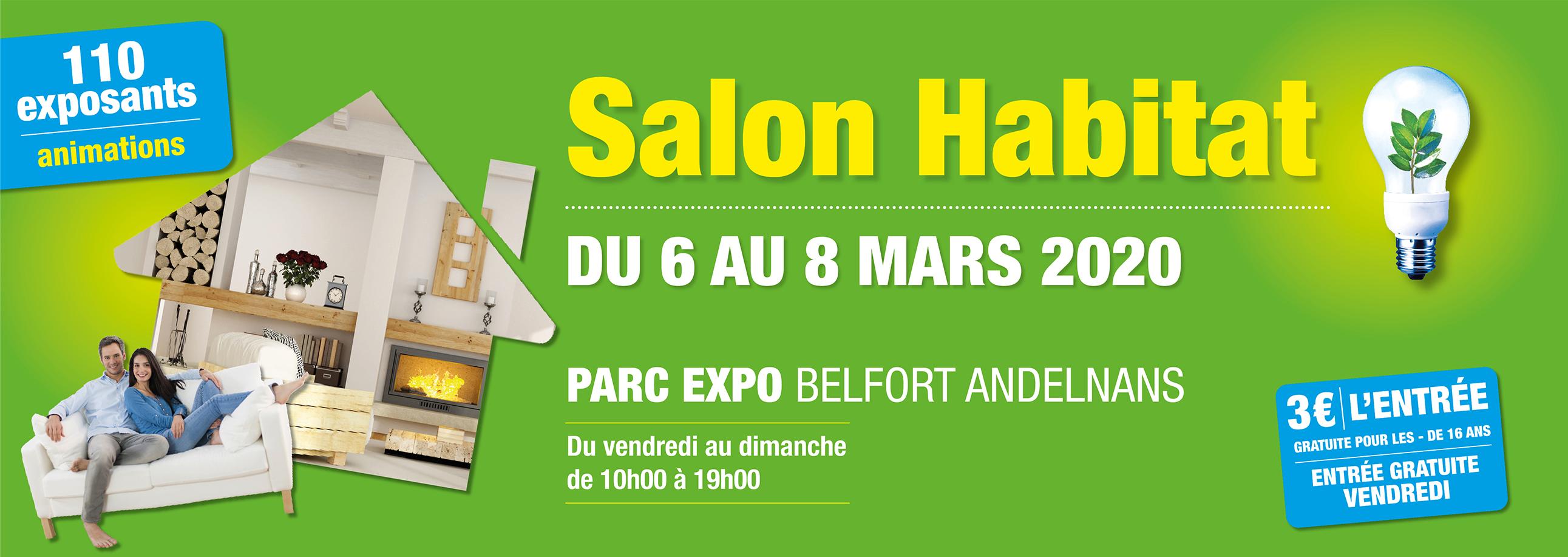 Salon de l'Habitat de Belfort